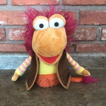 Fraggle Rock Jim Henson GOBO 2009 Manhattan Toy Hand Puppet Mouth Classi... - $46.51