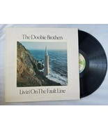 The Doobie Brothers Livin' On Fault Line Disco in Vinile Vintage 1977 Wa... - $62.16