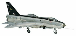 *Hasegawa 1/72 Royal Air Force Lightning F.Mk.VI plastic model B15 - $11.76