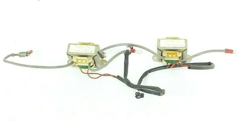 LOT OF 2 TAM T6008-45 CURRENT TRANSFORMERS T600845 TM 05988