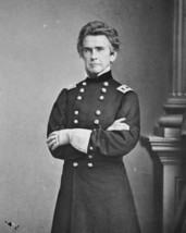 Union Federal Army General Ormsby Mitchel Astronomer 8x10 US Civil War Photo - $8.81