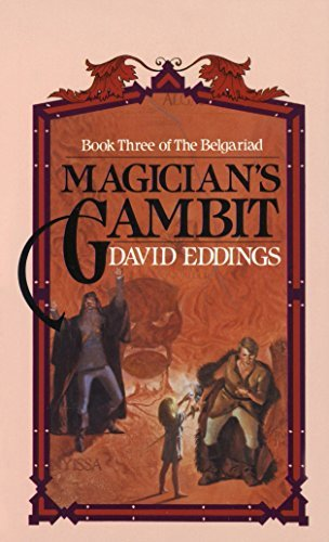 Primary image for Magician's Gambit (The Belgariad, Book 3) Eddings, David