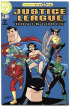 JUSTICE LEAGUE ADVENTURES #13-TOYS 'R US VARIANT-FIRST ALL-STAR-DC - $93.12
