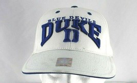 Duke Blue Devils White/Blue Baseball Cap Snapback - $23.99