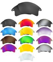 Ersatzgläser für Oakley Fast Jacket XL Sonnenbrille Anti-kratzer Bunten - $12.18