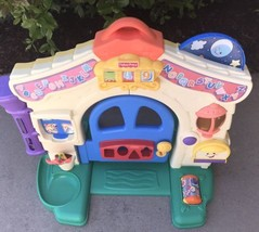 Fisher Price Laugh & Learn Learnning Home Play House Baby Infant Toy - $49.99