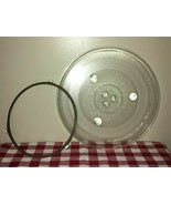 "Microwave Glass Turntable Plate 12  5/16"" diameter L38 - $14.95"
