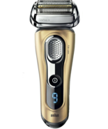 Braun 9299s Limited Gold Series 9 Rechargable Electric Shaver Wet/Dry - $296.99