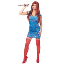 Costume Culture Franco Sexy Chucky Childs Play Good Guys Halloween Costume 48448 - $43.97