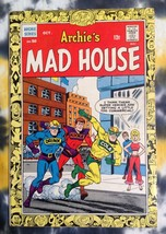 ARCHIE's MAD HOUSE #50 (1966) - Archie Comic Group - fine - $8.86