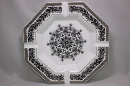 """VERSACE Marqueterie ASHTRAY 9"""" Never used in Box Rosenthal Aschenbecher ... - $295.00"""