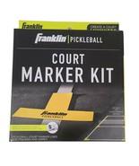 Franklin Pickleball Court Marker Kit Create a Court NIB Factory Sealed - $14.09