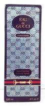 Eau De Gucci Concentree by Gucci for Women Natural Spray 120Ml Rare Disc... - $386.10