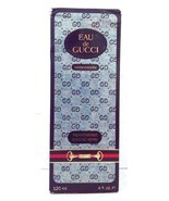 Eau De Gucci Concentree by Gucci for Women Natural Spray 120Ml Rare Disc... - $386.10