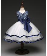Cute New Tulle Party Prom Princess Pageant Bridesmaid Wedding Flower Gir... - $38.00