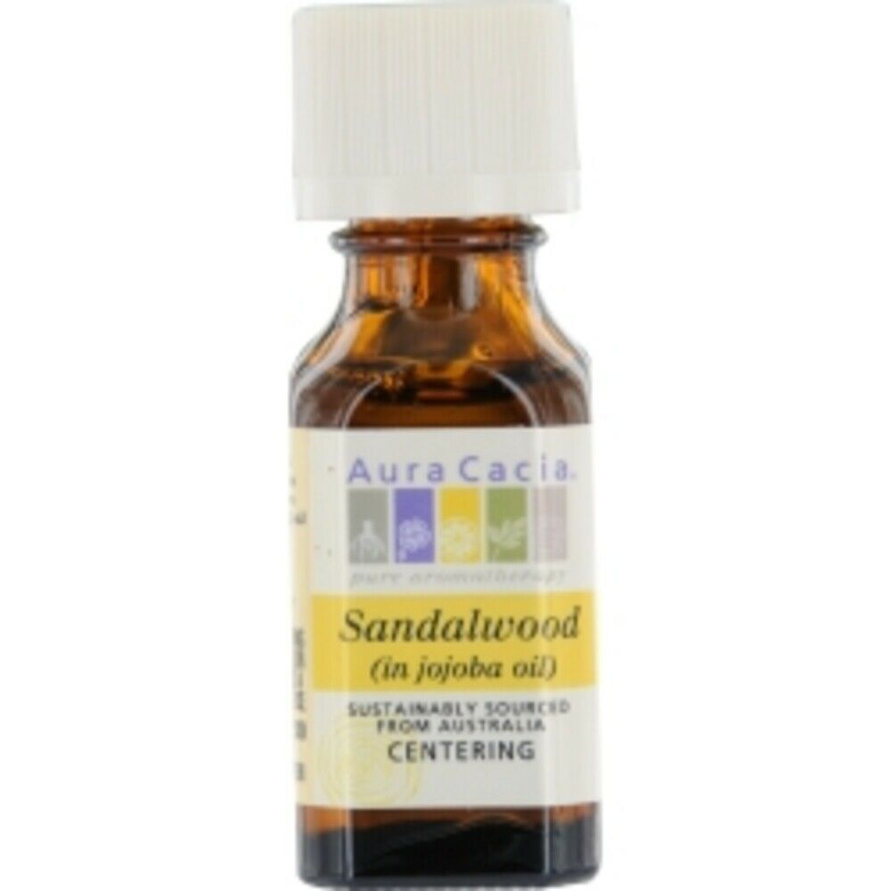 Primary image for New ESSENTIAL OILS AURA CACIA by Aura Cacia #196084 - Type: Aromatherapy for UNI