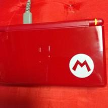 Overseas Nintendo Ds Light Body Mario Design With Power Adapter - $276.18