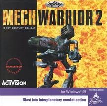 Mechwarrior 2 [CD-ROM] Windows 95 - $8.90