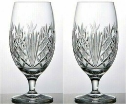 Waterford Tidmore Iced Beverage Glasses Set of 2 Glasses #1052619 New - $116.97