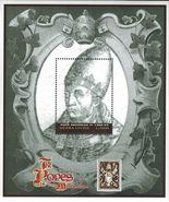 Pope Nicholas IV Sierra Leone Souvenir Sheet MNH - $5.95