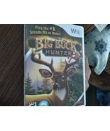 Nintendo Wii Big Buck Hunter Pro - $45.00