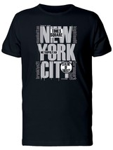 New York City Time Square Men's Tee -Image by Shutterstock - $359,52 MXN+