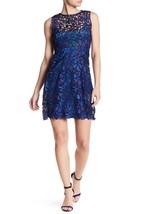 New T Tahari Wortha Lace and Velvet Dress, Sz 2, 4 - $71.10