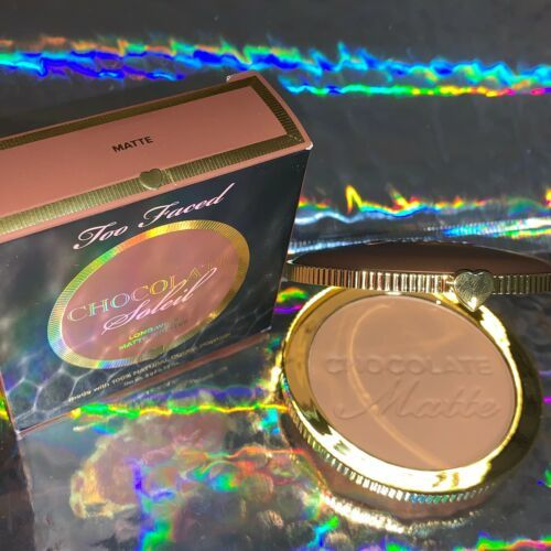 RAPID SHIP New In Box Too Faced Chocolate Soleil Cocoa Bronzer TRUSTED*SELLER