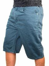 Levi's 508 Men's Premium Cotton Regular Taper Shorts Straight Fit Blue image 4