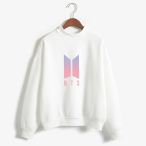 Women BTS Hoodies Bangtan Boys Love Yourself Album Print Sweatshirt Wome... - $19.60