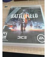 Sony PS3 Battlefield 3 - $4.00