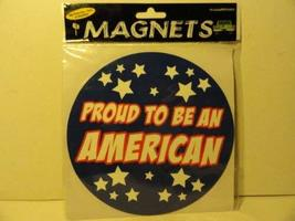 Car Magnet: Proud to Be an American - €6,82 EUR