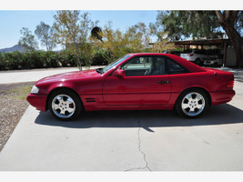 1997 Mercedes-Benz SL500 For Sale In Yermo, CA 92398-1209 image 10