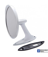 1961-62 GM Licensed Reproduction door mirrors -  Chevy Bel Air, Nova, Co... - $76.47