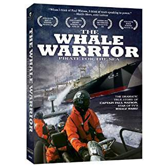 The Whale Warrior: Pirate for the Sea Dvd
