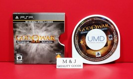 God of War: Ghost of Sparta ~ Sony Playstation Portable PSP ~Full Game~NEW! - $6.92