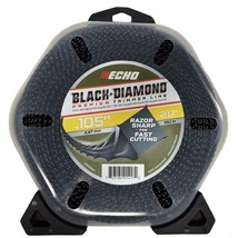 330105071 ECHO .105 Black Diamond Trimmer Line (217 ft.) Large Clam - $16.99