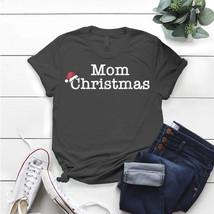 Mom Christmas Divorce Xmas T- Shirt Birthday Funny Ideas Gift Vintage - $15.99+