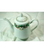 Sango Noel #8401 5 Cup Coffee Pot EUC - $14.48