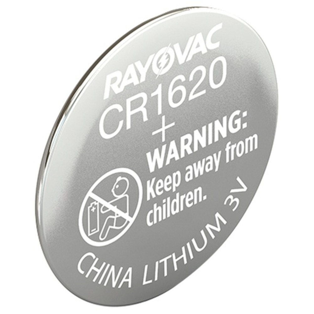 Primary image for RAYOVAC KECR1620-1C 3-Volt Lithium Keyless Entry Battery (1 pk; CR1620 Size)