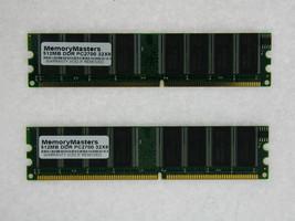 1GB (2X512MB) MEMORY FOR COMPAQ BUSINESS D330 DC5000 MT DC5000 SFF DX2000 MT