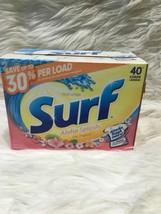 Surf Aloha Splash Powder Laundry Detergent 52 Oz Box Discontinued Bs28 - $36.45