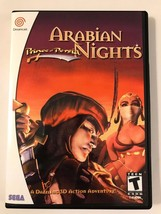 Prince of Persia Arabian Nights - Sega Dreamcast - Replacement Case - No Game - $7.91