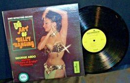 Art of Belly Dancing George abido and his Flames of Araby Orchestra MFS 752 Ster image 3
