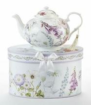 Delton Porcelain Bell Isle Tea Pot - $44.88