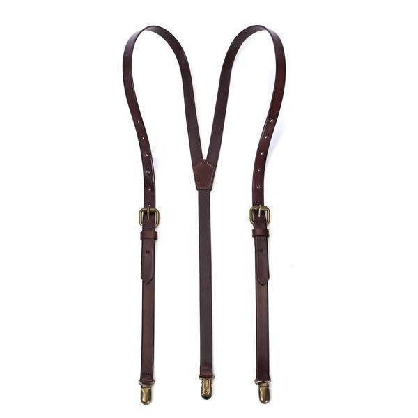 Sale, Men's Suspender, Groom's Suspender, Cow Leather Suspender, Wedding Suspend