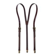Sale, Men's Suspender, Groom's Suspender, Cow Leather Suspender, Wedding Suspend image 1