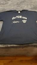 Black Tom Cats T Shirt - New - £10.90 GBP