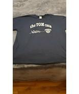 BLACK TOM CATS T SHIRT - NEW - $15.00