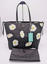 NWT Kate Spade New York Black Harmony Classic Floral Daisy Baby Diaper B... - $228.00